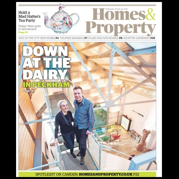 Homes & Property (Daily Mail supplement)