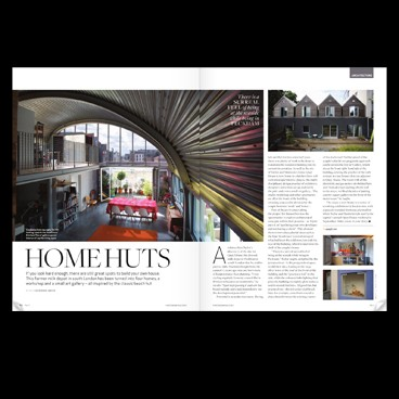 Quay House Featured in Matchbox Magazine
